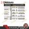 สายกีตาร์ไฟฟ้า D'addario EXL116
