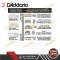 สายกีตาร์ไฟฟ้า D'Addario EXL120-6P