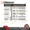 สายกีตาร์ไฟฟ้า D'addario EXL145