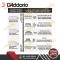 สายกีตาร์บาริโทน D'Addario EXL157