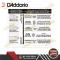 สายกีตาร์เบส D'addario EXL165TP