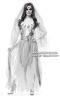 [[พร้อมส่ง]] ชุดแฟนซี ชุดฮาโลวีน ชุดปีศาจในคืน ฮาโลวีน Halloween night ชุดเจ้าสาว ผีดิบ