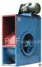 โบลเวอร์มอเตอร์ไฟฟ้าสำหรับงานอุตสาหกรรมสำหรับ ดูดอากาศ ดูดฝุ่นครั่วพิษ Model : 13-48-A Series