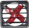 PCF พัดลมดูดอากาศ-ระบายอากาศ สำหรับงานอุตสาหกรรม Model : FAD20-4