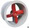 PCF โบลเวอร์มอเตอร์ไฟฟ้าสำหรับงานอุตสาหกรรม สำหรับ Model :FT35-II Series A โครงสร้างไฟเบอร์กลาส