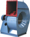 Blowerโบลเวอร์ระบายอากาศ -ดูดอากาศ Model : 4-72 Seris Cชนิดทดสายพาน