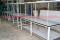 โต๊ะQC ขนาดใหญ่  ใช้ในการตรวจเช็คสินค้า มี 2 ชั้น