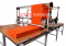 เครื่องปูผ้าถุงกลม ชนิดลากจูง ( Manual System )