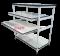 โต๊ะเอนกประสงค์ พร้อมปรับระดับความสูง+ช่องชั้นเลื่อนเข้าออก สินค้าสั่งทำตามขนาดที่ต้องการ