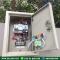 ตู้ควบคุมปั๊มน้ำด้วยเครื่องตั้งเวลามีโอเวอร์โหลดรีเลย์ 0.5-2 HP. 220Vac 16 โปรแกรม ตู้เหล็ก