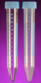 Screw Cap Centrifuge Tube 15ml.,PP. Sterile