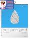 Pet Pee Pad แผ่นรองซับฉี่สุนัข แบบซักได้ ขนาด 40 x 60 ซม. Size M