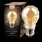 หลอดไฟ LED RetroLight Amber A60