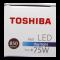 หลอดไฟ LED Bulb A60 9 วัตต์