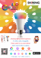หลอดไฟ LED Smart Light 3 Million shades -in-one (รองรับระบบ ios)