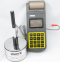 Portable Hardness Tester w/ Printer(PHT-3500)